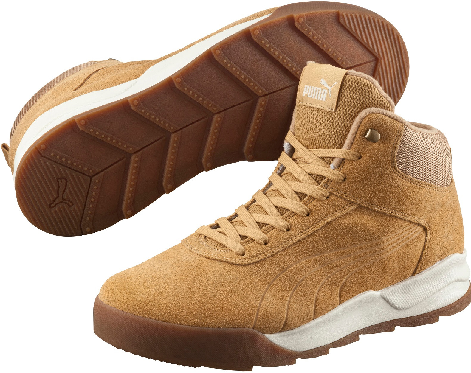Puma Shoes Desierto Sneaker Taffy Taff