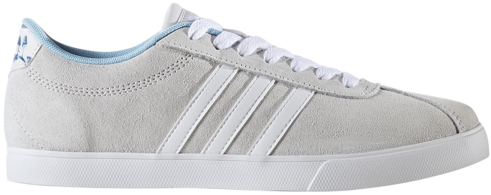 Adidas Neo Shoes Courtset W Light Grey