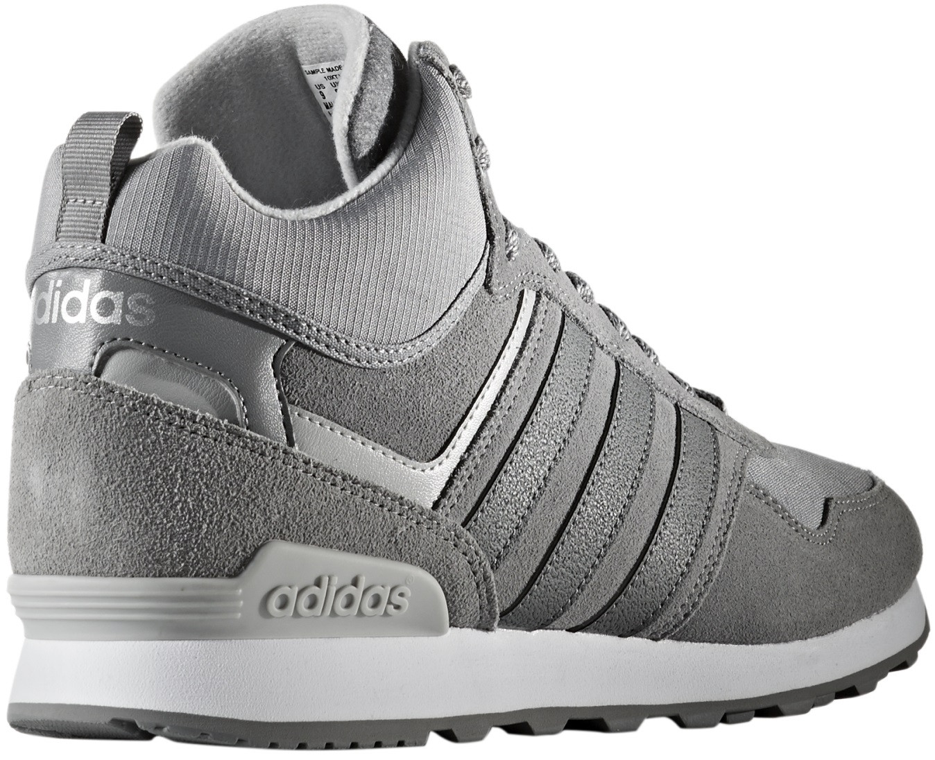 Adidas Neo Shoes 10xt Wtr Mid Grey