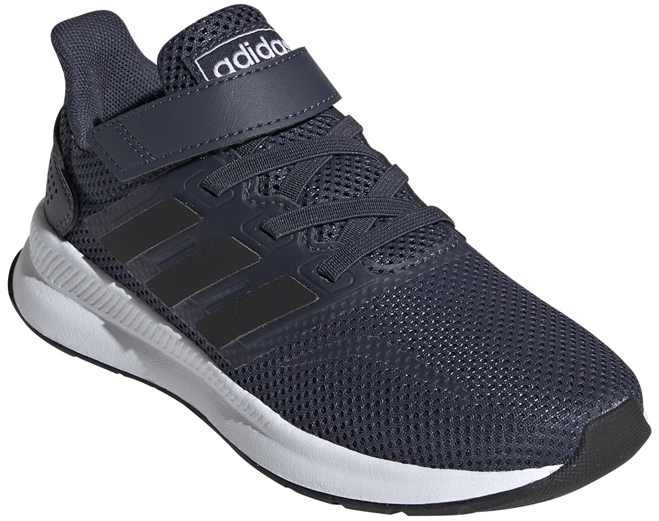 Skor adidas Runfalcon K F36549 CblackCblackCblack